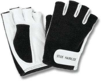 Stick Handler™ Professional Drummer's Gloves Black (ST-SHDGB)