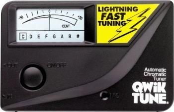 Qwik Tune QT9 Chromatic GuitarTuner (QW-QT-9)