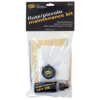 Dunlop HE 107 Flute Maintenance Kit (DU-HE107)
