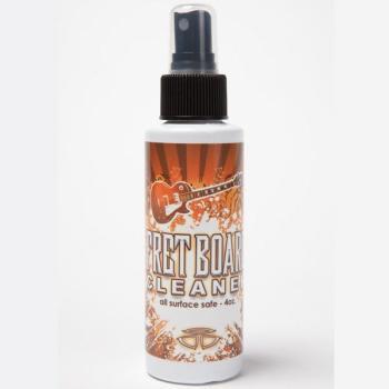 Trick Fretboard Cleaner - All Surface Safe, 4oz. Spray Bottle (TR-TP11)