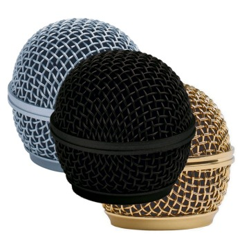 Replacement Mic Grille for SM58 (PE-MB58X)