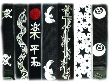 """2"""" Poly Silk Screen Strap (LM-PS-SS)"""