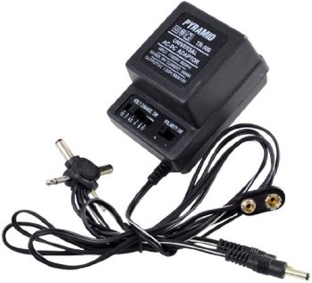 500mA Universal AC Adapter (PY-TR500)